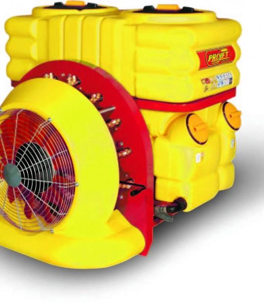 Tåkesprøyte ProJet Star Mixer 300 liter